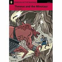 Theseus And The Minotaur - Level 1 - With CD-ROM And Audio Recording