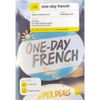 Teach Yourself: One-Day French - Importado