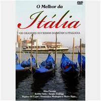 O Melhor da Itália - Os Grandes Sucessos da Música Italiana - Multi-Região / Reg. 4