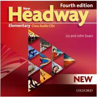 New Headway Elementary Class Cd Level 3 - Fourth Edition, New Headway
