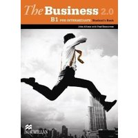 The Business 2.0 Pre-intermediate Level Student's Book + Eworkbook