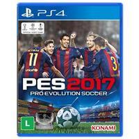 Jogo Pro Evolution Soccer 2017 Playstation 4 Sony