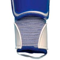 Caneleira com Tornozeleira Hook Sports Infantil 2 Unidades Azul