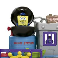 Playset Imaginext Bob Esponja Prisão da Fenda do Binquíni Fisher-Price