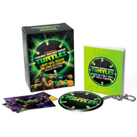 Teenage Mutant Ninja Turtles - Light-and-Sound Talking Keychain and Illustrated Book