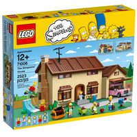 Lego Simpsons A Casa dos Simpsons 71006