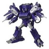 Figura Transformável - 30 Cm - Transformers - War For Cybertron - Shockwave - Hasbro
