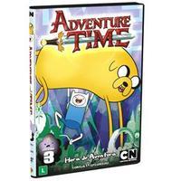Adventure Time - Hora de Aventura - Multi-Região / Reg.4