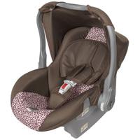 Bebê Conforto Tutti Baby Nino Rosa Onça