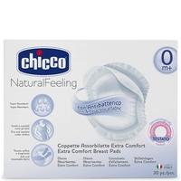 Absorventes Anti Bacterianos Chicco P/ Seios 30 peças 61779