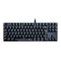 Teclado Gamer Mecânico T-Dagger Bora Led White Switch Blue ABNT2 T-TGK313-BL