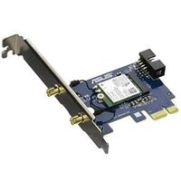Placa de Rede - Wireless / Bluetooth 4.2 - PCI-E - Asus AC1200 - PCE-AC55BT B1