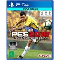 Pes 2018 Pro Evolution Soccer Playstation 4 Sony
