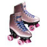 Patins Rollers Rosa 4 You Quad Tam. 37