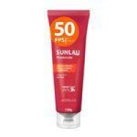 Protetor solar esportivo Sunlau - FPS50 - 120g