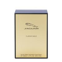 Classic Gold de Jaguar Eau de Toilette Masculino 40ml