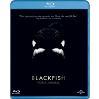 Blackfish Fúria animal Blu-Ray - Multi-Região / Reg.4