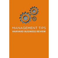 Management Tips:From Harvard Business Review