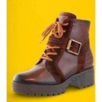 Bota Coturno Couro Bottero Limited Edition 304601