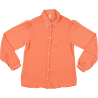 Camisa Joy ML Hotfix Infantil
