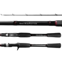 Vara Pesca Carretilha Daiwa Strikeforce SF602MHRB 1,83m 12 -25 Lbs 2 Partes