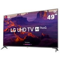 Smart TV LED 49 4K LG 49UK6310PSE