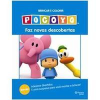 Pocoyo:Faz Novas Descobertas - Coleção Brincar e Colorir (2011 - Edição 1)