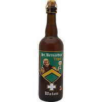Cerveja Belga ST Bernardus Tripel Belgian Tripel Ale 750ml