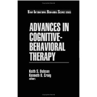Advances in Cognitive-Behavioral Therapy Banff Conference on Behavioral Science Series