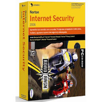 Software Norton Internet Security 2006 Symantec + CD Rom Road Rash