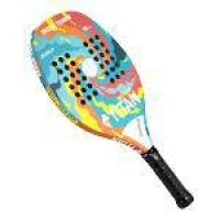 Raquete De Beach Tennis Titan Explosion Carbon 25mm