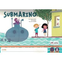 SUBMARINO - LIBRO DEL ALUMNO CON AUDIO DESCARGABLE