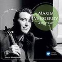 CD -  Maxim Vengerov: A Portrait (inspiration)