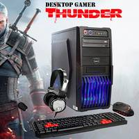 Computador Gamer Next Thunder T3141 Intel Core i3 4130 4GB 500GB 3.4GHz Linux