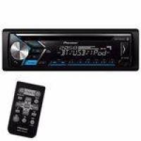 Toca Cd Player Pioneer S4050bt Aux USB Mixtrax Bluetooth