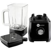 Liquidificador à Vácuo Fun Kitchen VB08A-P 1,6L 2 + Pulsar 600W Preto