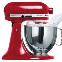 Batedeira Kitchenaid Stand Mixer Candy Apple Vermelha KED33A3ANA 220V