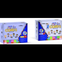 Coleçao Mais Cores - Grupo 4 - Educação Infantil