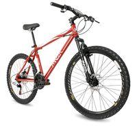 Bicicleta MZZ-100 Fire Aro 26 Vermelho Mazza Bikes