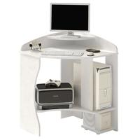 Mesa de Computador Artely Java 2338 Branco