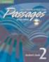 Passages 2 - Student Book With Audio-CD / CD-ROM Second Edition