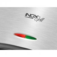 Sanduicheira e Grill Mondial Premium S-07 Preta e Inox 220V