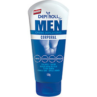 Creme Depilatório Corporal Depi Roll For Men 130g