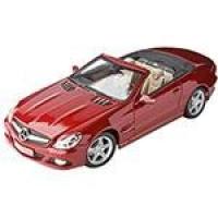 Mercedes-Benz Sl-550 2009 Escala 1:18 - Special Edition - Maisto