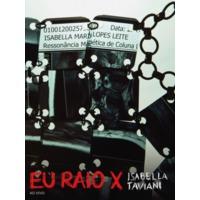Isabella Taviani - Eu Raio X - Ao Vivo - Multi-Região / Reg.4 + CD