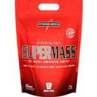 Hipercalórico Super Mass 3kg- Integralmédica - Envio Em 24h