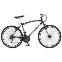 Bicicleta Colli MTB CB500 Aro 26 72 Raias 21 Marchas Freios V-Brake