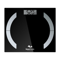 Balança Digital Até 180kg Com Medidor De Gordura Relaxmedic Elegance APP