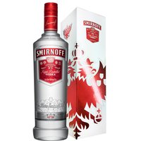 Vodka Smirnoff Red 998ml com Cartucho
