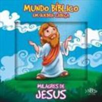Mundo Bíblico Em Quebra-cabeça - Milagres de Jesus